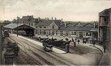 Plymouth Millbay railway station