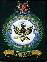 143 Squadron, Republic of Singapore Air Force