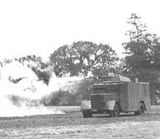 Lagonda flamethrower
