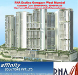 Book RNA Exotica Residential Real Estate Property in Mumbai