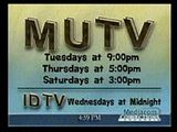 MUTV (University of Missouri)
