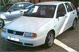 Volkswagen Polo Playa