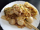 Mee pok