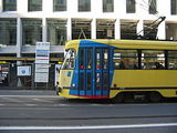 Brussels trams