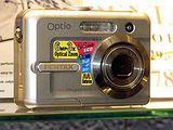 Pentax Optio