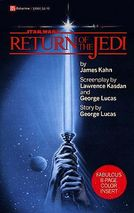 Star Wars Episode VI: Return of the Jedi (novel)