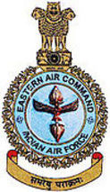 Eastern Air Command, Indian Air Force