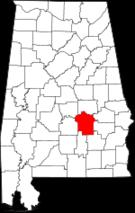 National Register of Historic Places listings in Montgomery County, Alabama