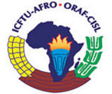 African Regional Organisation of the International Trade Union Confederation