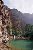 shab - Wadi Shab and Wadi Tiwi