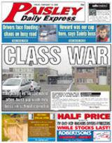 paisley daily express - Paisley Daily Express