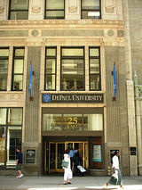 university college of law - DePaul University College of Law