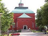Karlskrona Admiralty Church