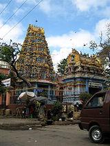 Shri Kali Temple, Burma