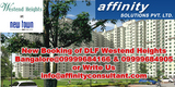 DLF Bangalore project by Affinity