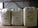 Wool bale