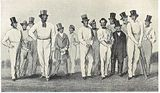 All-England cricket teams