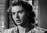 Ingrid Bergman chronology of performances