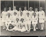 List of England women Test cricketers