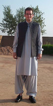 Pashtun dress