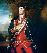 indian wars - George Washington in the French and Indian War