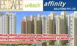 Unitech Escape NirvanaCountry Gurgaon