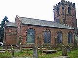 little budworth - St Peter's Church, Little Budworth