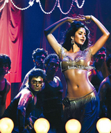 Katrina Kaif as sheela in item song