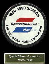 NHL on SportsChannel America