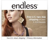 Endless Promotional Code