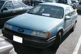 List of Ford Taurus models