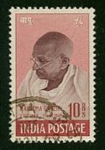 List of artistic depictions of Mohandas Karamchand Gandhi