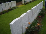 Devonshire Commonwealth War Graves Commission Cemetery