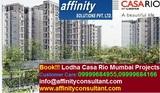 Lodha Casa Rio Properties In Dombivali Mumbai