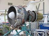 Geared turbofan