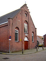 Reformed Churches in the Netherlands (Liberated)