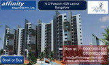 hsr layout - ND Passion Sarjapur Road in Bangalore By Affinity