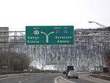 Interstate 81 in New York