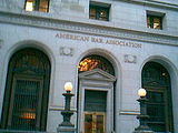 List of Presidents of the American Bar Association