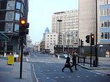 Queen Victoria Street, London