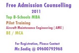 Free Admission Counselling