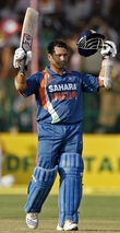 Congratulate Tendulkar