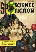 Space Science Fiction Magazine