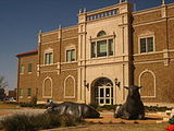 Texas Tech University College of Agricultural Sciences & Natural Resources