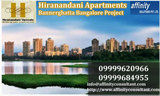 Hiranandani Apartments Bangalore  By Affinity