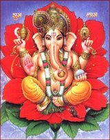 Love Ganesha
