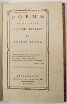 Kilmarnock volume
