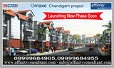 Omaxe Chandigarh Independent Floors Project by Affinity