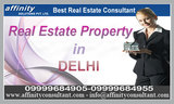 Delhi Real Estate Property By Affinity
