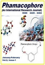 Pharmacophore An International Research Journal
